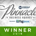 Knoxville Chamber of Commerce awarded Microbial Insights with the Woman-Owned Business Excellence Award in 2016