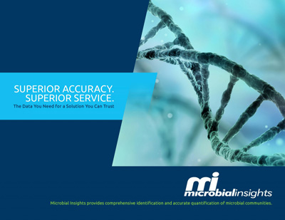 Microbial Insights Brochure